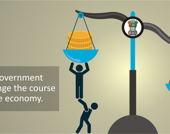 no government can change the course of economy